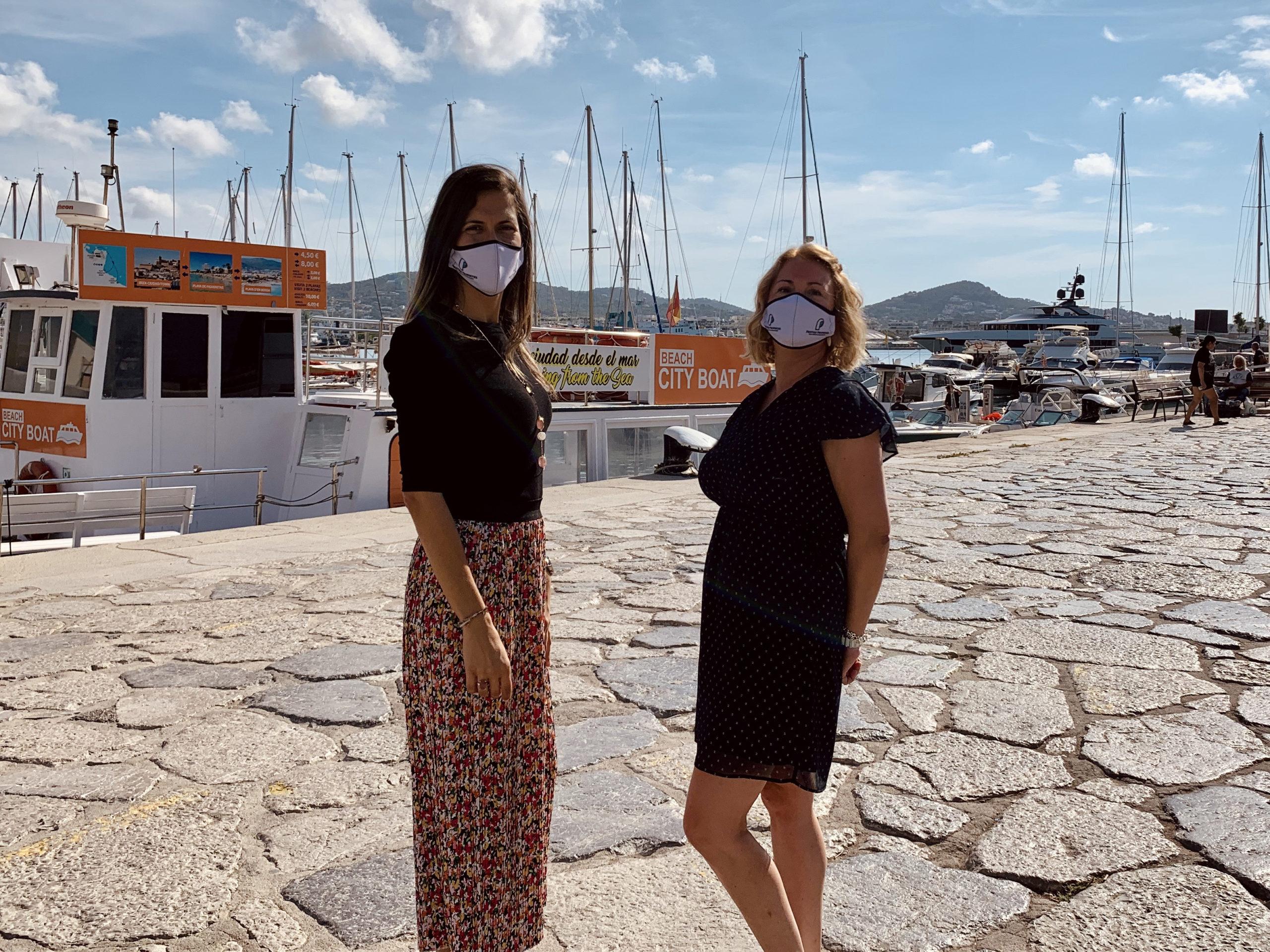 El uso de la mascarilla en Ibiza | Verano 2020