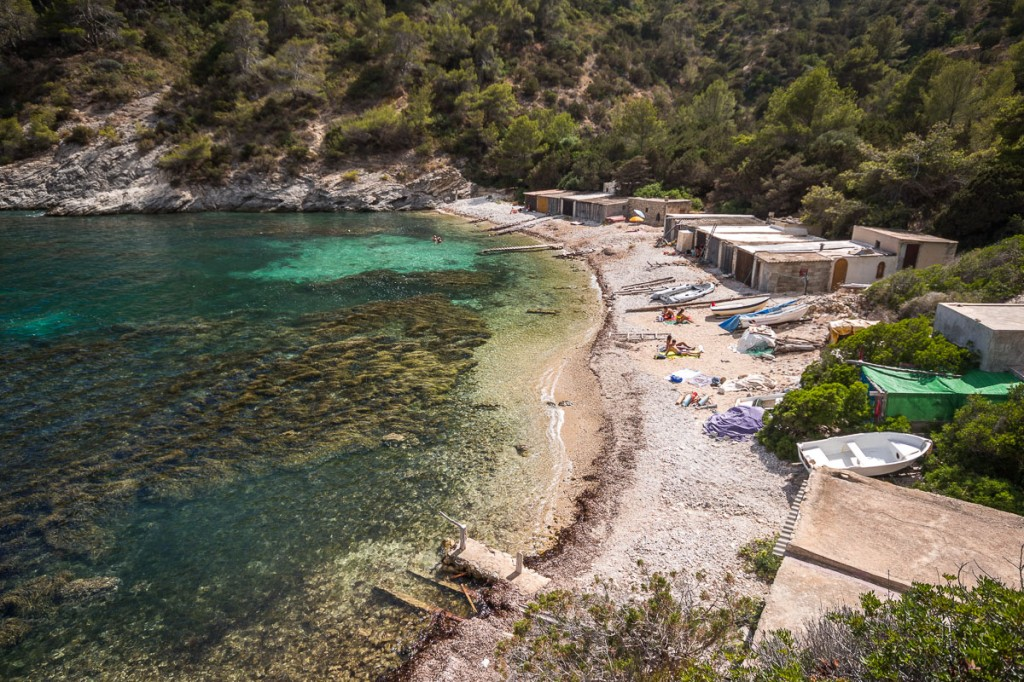 Vivir en Ibiza: La vida en Es Cubells