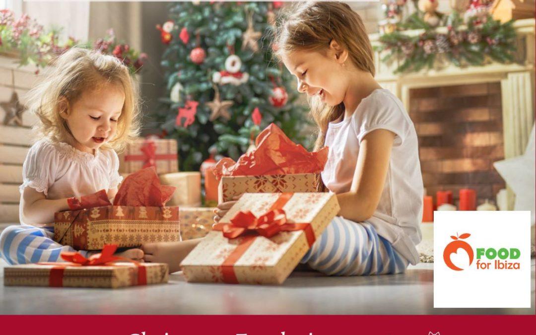"""Un juguete, una sonrisa"""" – Campaña benéfica de Navidad"""